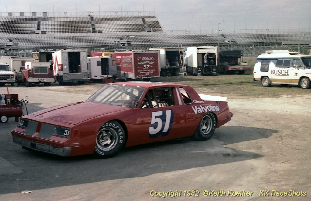Here\'s AJ at Daytona in 1982. | Stock Car Racing | Pinterest ...