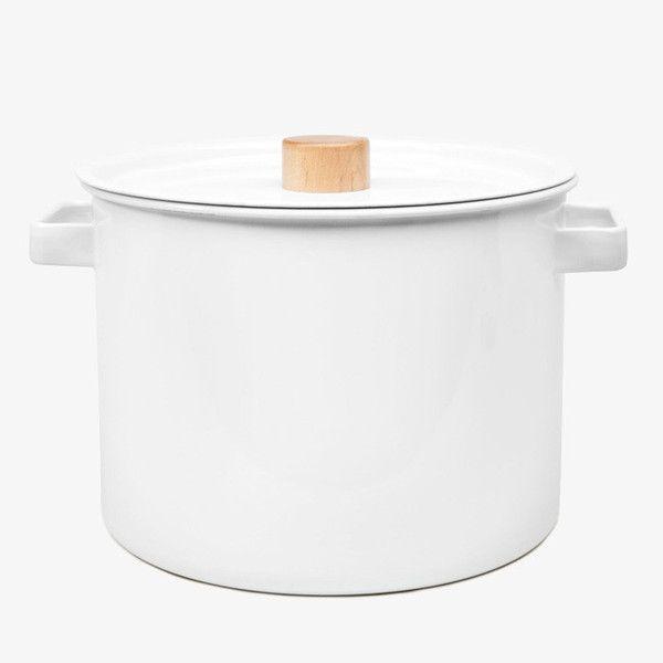 Enamel Kitchen Accessories: Kaico Enamel Pasta Pot