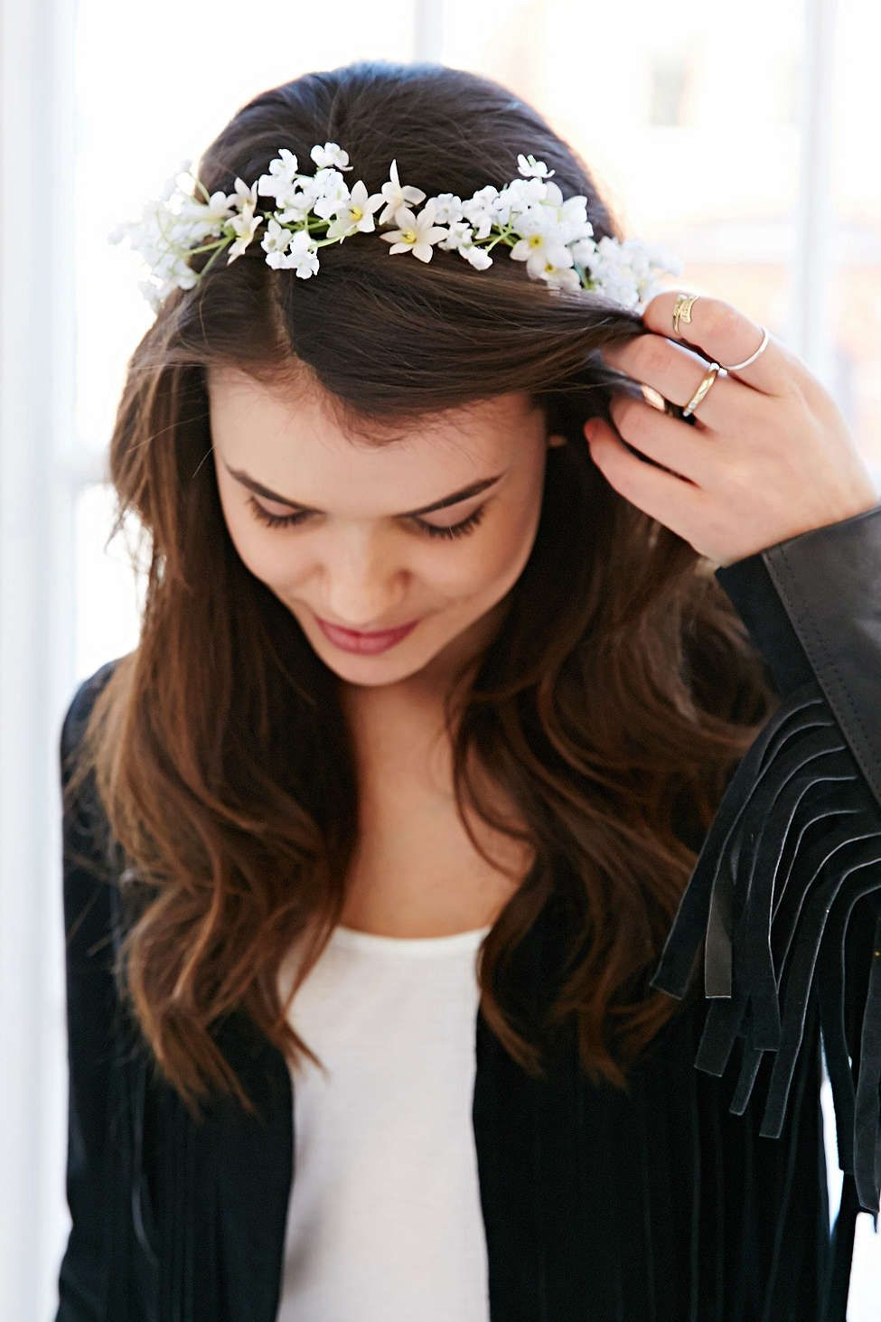 Island Falls Flower Crown La Vie Boheme Pinterest Fall Flower