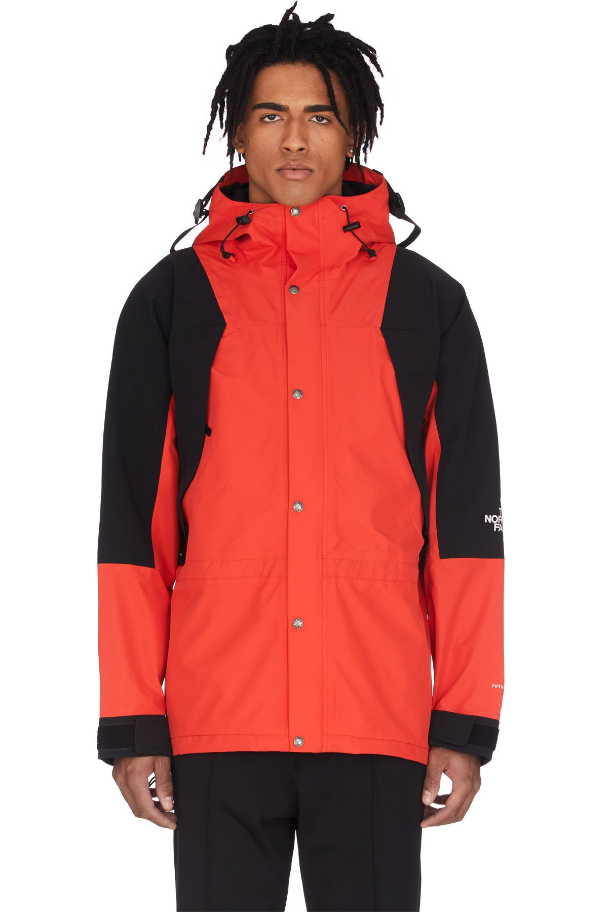 The North Face 1994 Retro Mountain Light Futurelight Jacket Firey Red Jackets The North Face North Face Jacket [ 1800 x 1200 Pixel ]