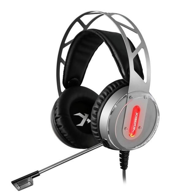 Xiberia X12 Noise Cancelling Led Light Gaming Headphones