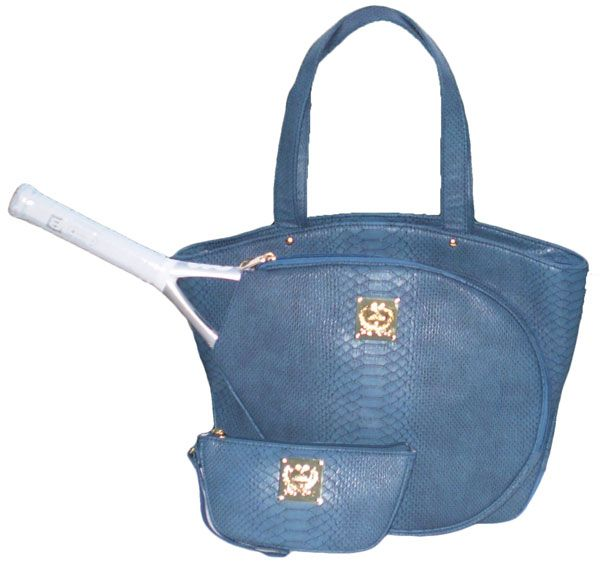 fb9f470be4ad Court Couture Cassanova Tennis Bag (Blue Azure) | Tennis | Bags ...