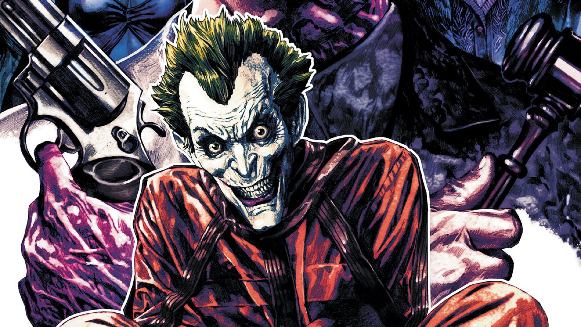 The Joker With Images Joker Comic Joker Wallpapers Joker Hd