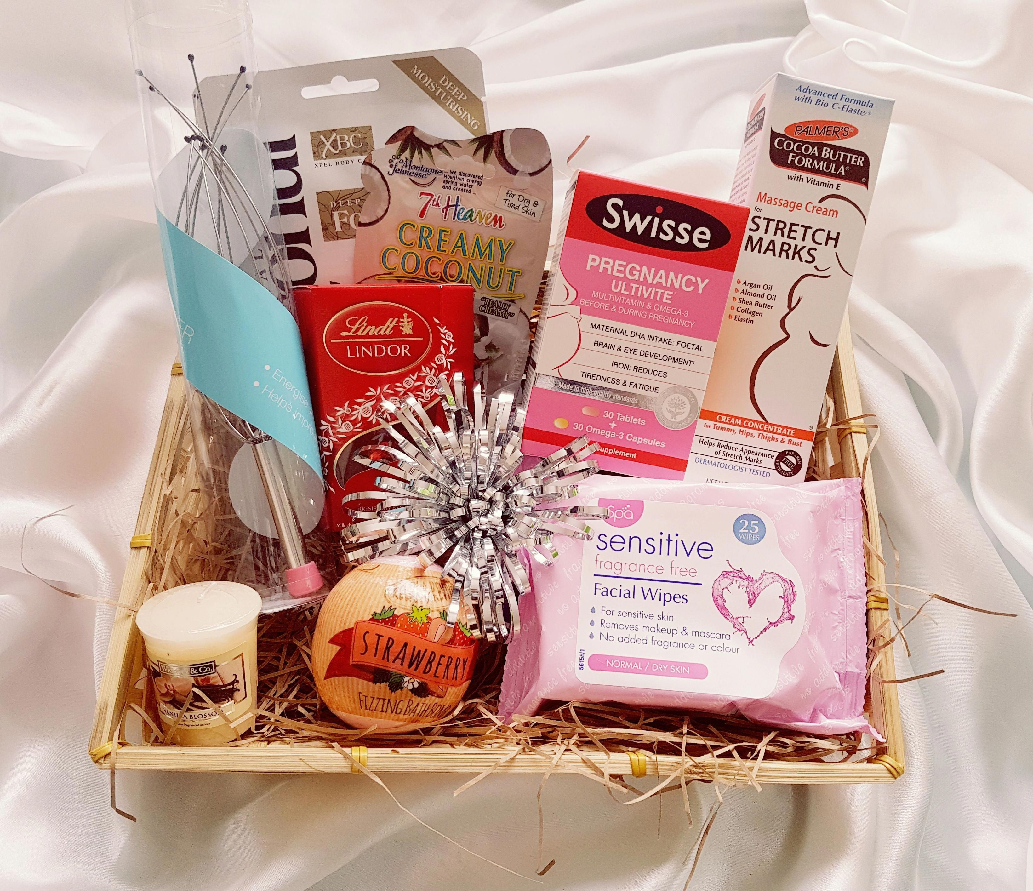 Image result for mum to be gift basket diygiftideas