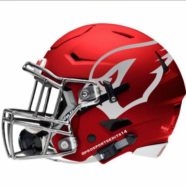 Prosportsedits14 On Instagram Arizona Cardinals Arizonacardinals Az Arizonacardinals Birdgang Football Helmets Cool Football Helmets Cardinals Football