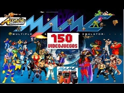M A M E  TOP BEST 150 GAMES ☆ DOWNLOAD ☆ | Mame | Twitter