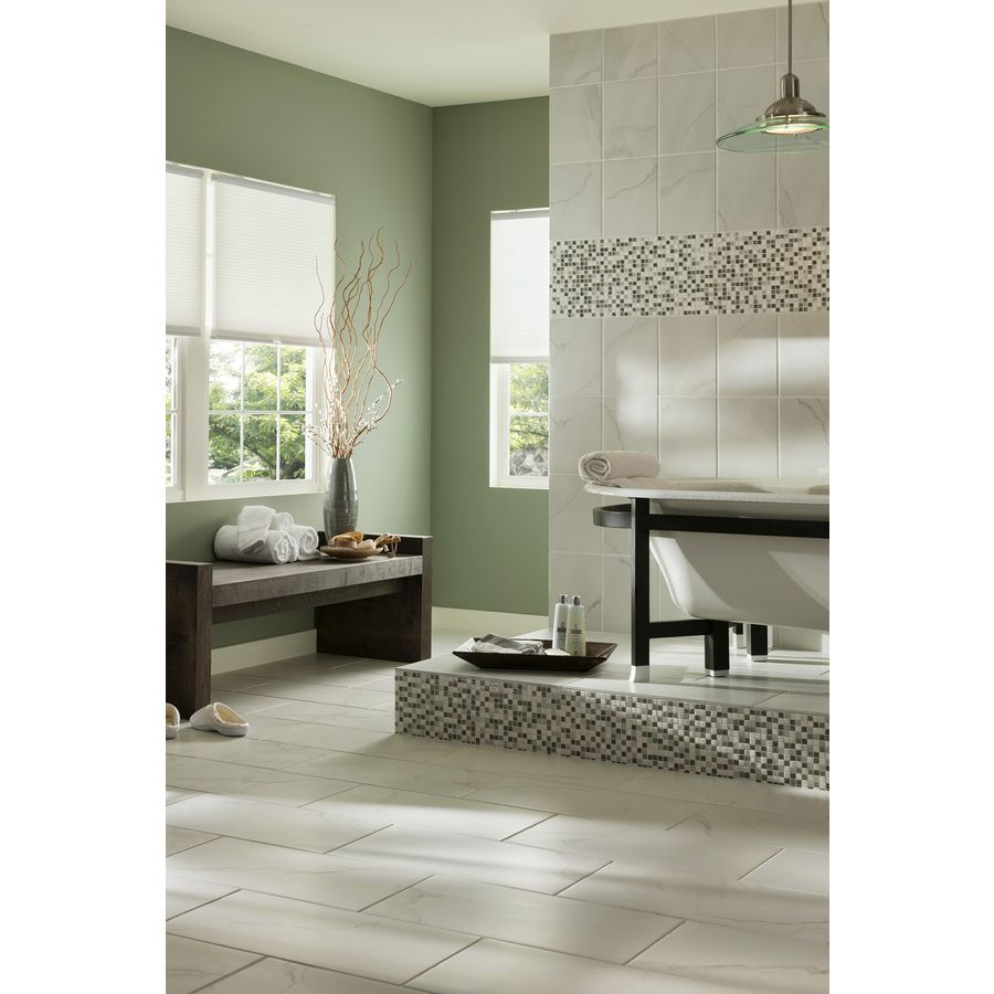Amazing 1 Ceramic Tile Small 12 Inch By 12 Inch Ceiling Tiles Regular 12 X 24 Ceramic Tile 12X12 Ceiling Tile Replacement Old 12X12 Ceramic Floor Tile Coloured12X12 Tin Ceiling Tiles Shop 7 Pack Calacatta White Glazed Porcelain Floor Tile (Common ..