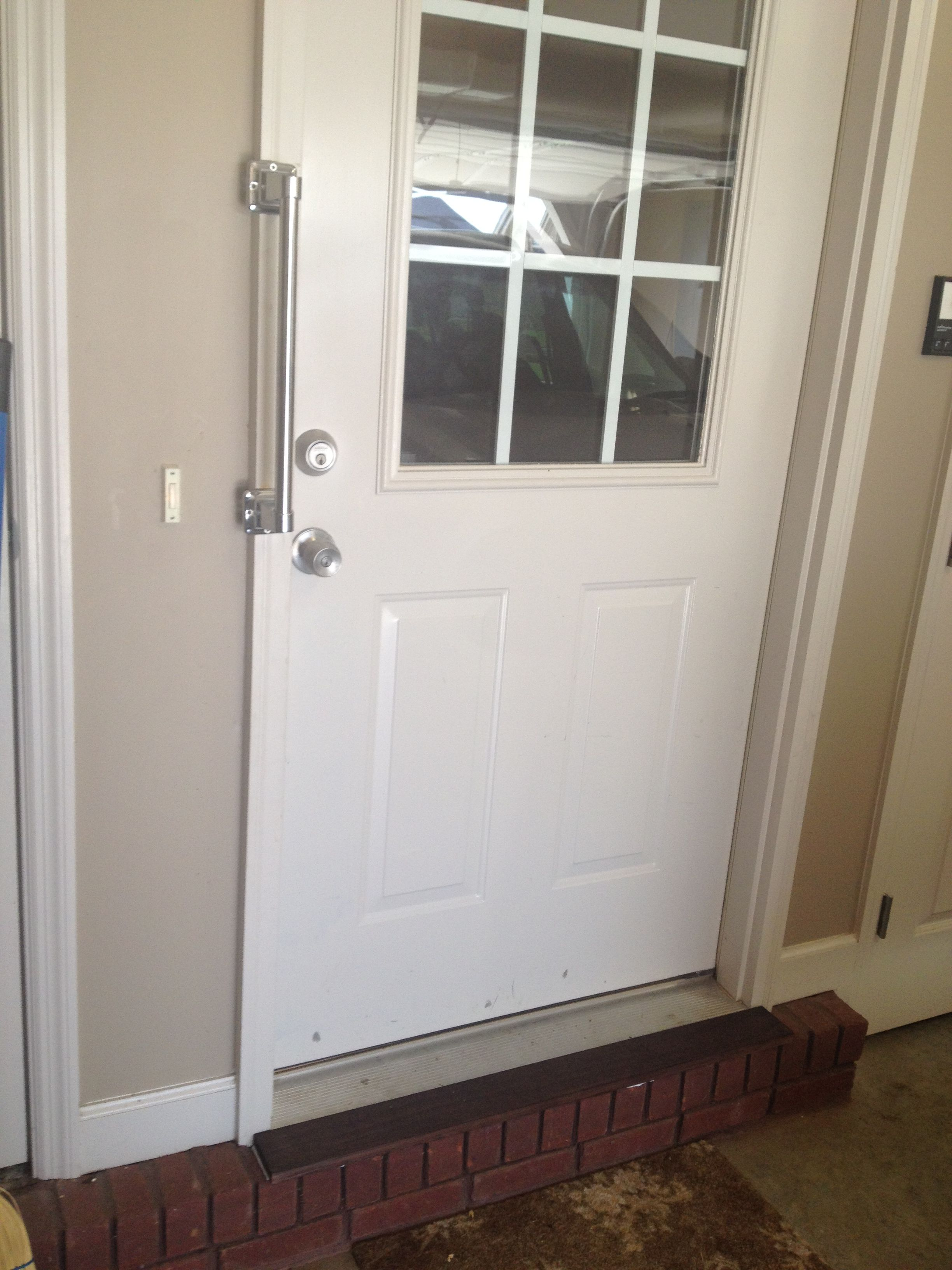 A 25 Solution For Elderly Safety When Entering Exiting