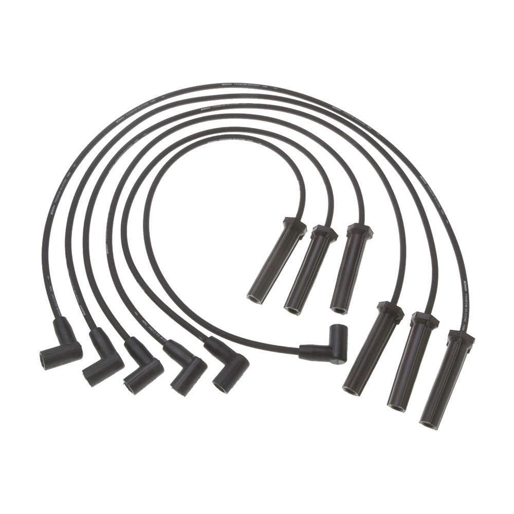 Acdelco Spark Plug Wire Set 9726uu Spark Plug Pontiac Aztek Plugs