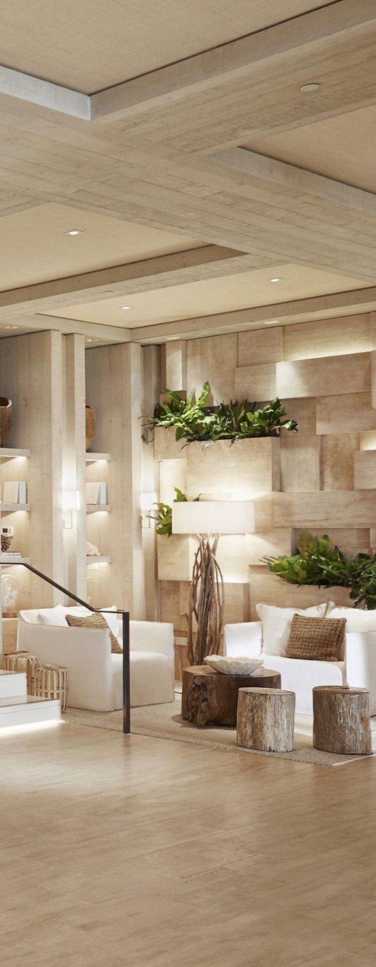 South beach condo interior design for Hotel home decor