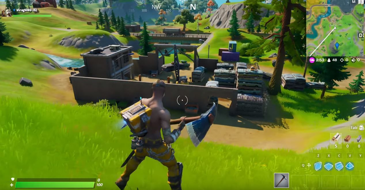 Fortnite Where To Dance At Compact Cars Lockies Lighthouse