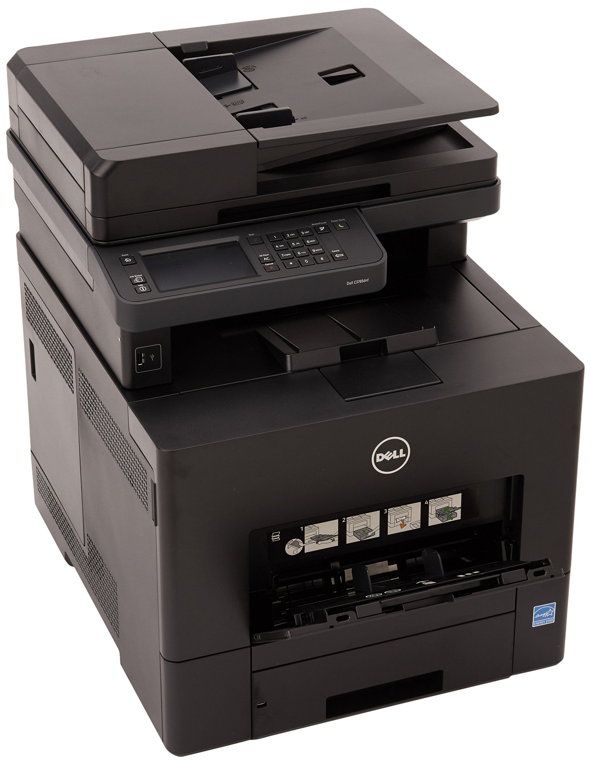 Best color printing quality - Dell C3765dnf Color Laser Printer 35 Ppm Get The Best Of Both Worlds Combine