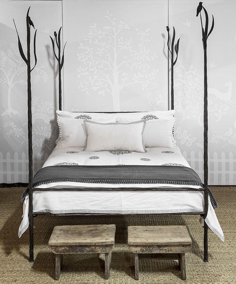 Ginger Cat Linen Bedroom interior, Furniture, Home decor