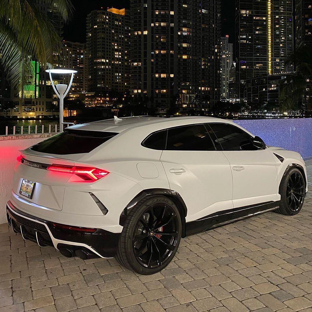 Www Urustalk Com On Instagram Panda Spec Lamborghini Urus In Miami Courtesy Of Urustalkcom Member Lifesgud2 Lamborghini Urus Miami Florida Miami