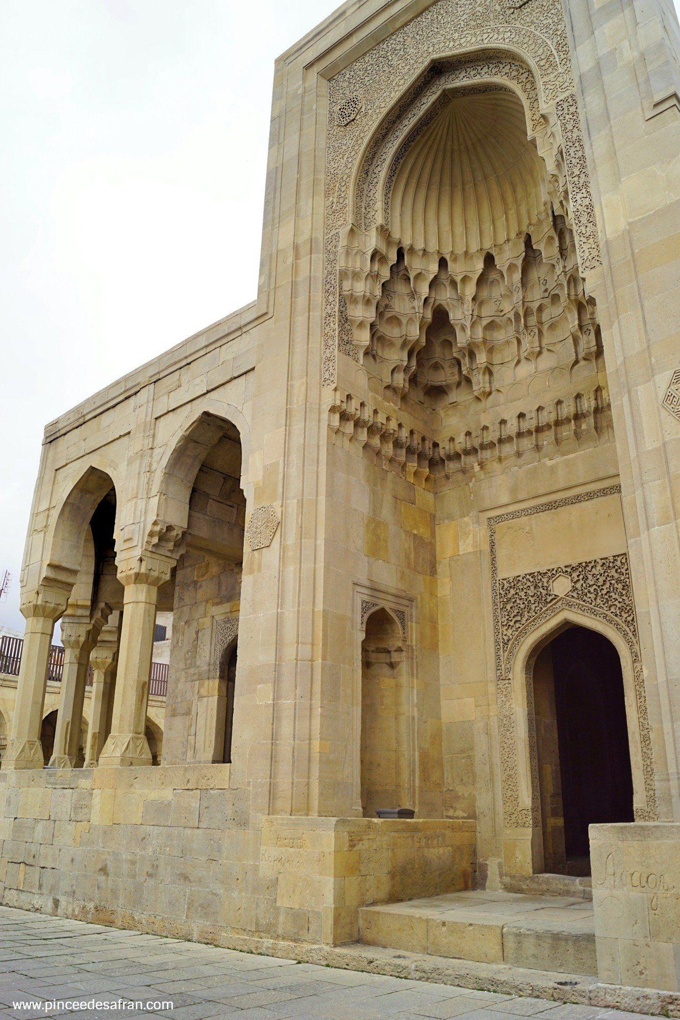 Azerbaidjan Visiter Icheri Sheher A Baku Une Pincee De Safran Vieille Ville Azerbaidjan Villes Du Monde