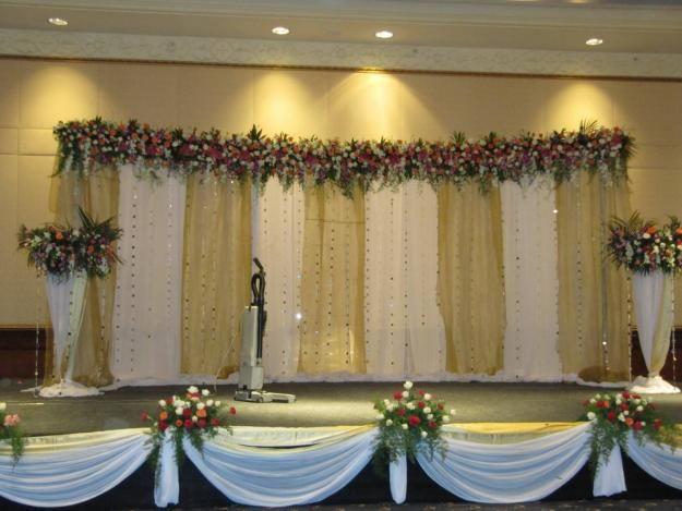 Bangalore Stage Decoration Design 390 Wedding With Flowerswedding