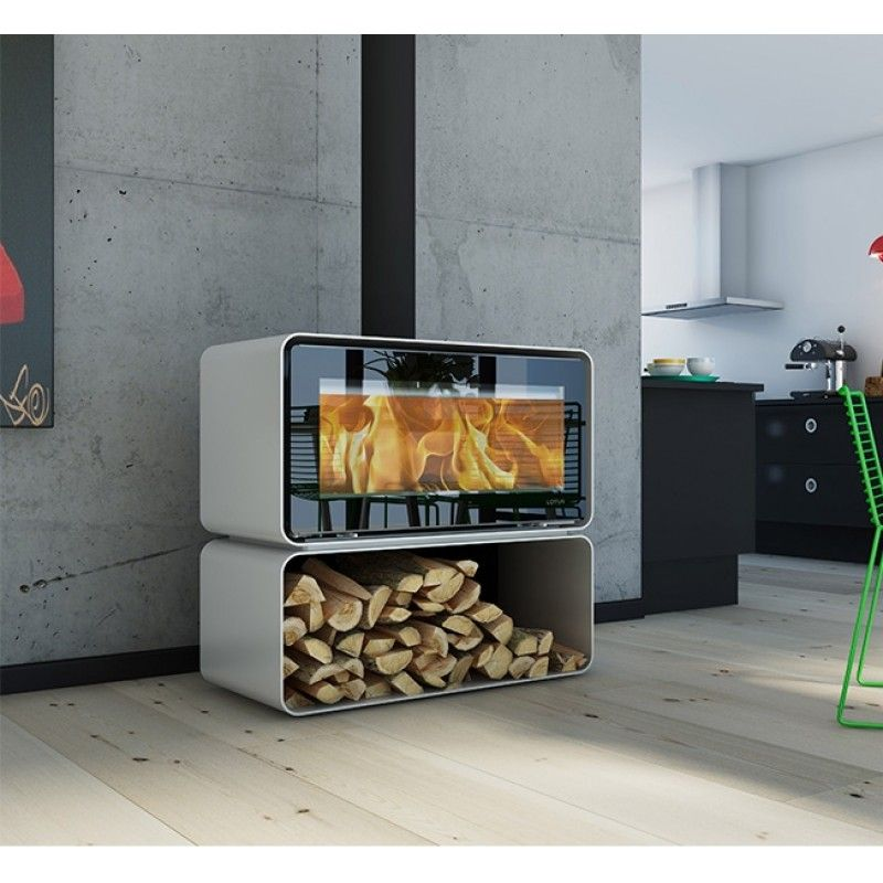 10 wood burning stoves that will make you want to ditch your furnace freestanding fireplace