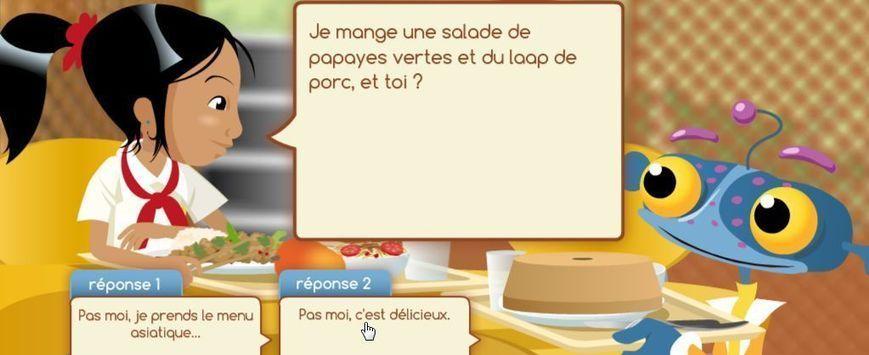 """Sortie imminente du nouveau jeu de """"l'école de la Francophonie"""" !"""