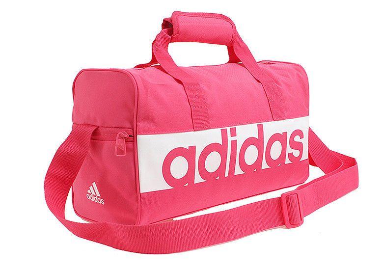 ff73c96a45 adidas Linear Performance Team Bag XSmall Pink Sports Football Soccer NWT  DM7652 #adidas #DuffleGymBag