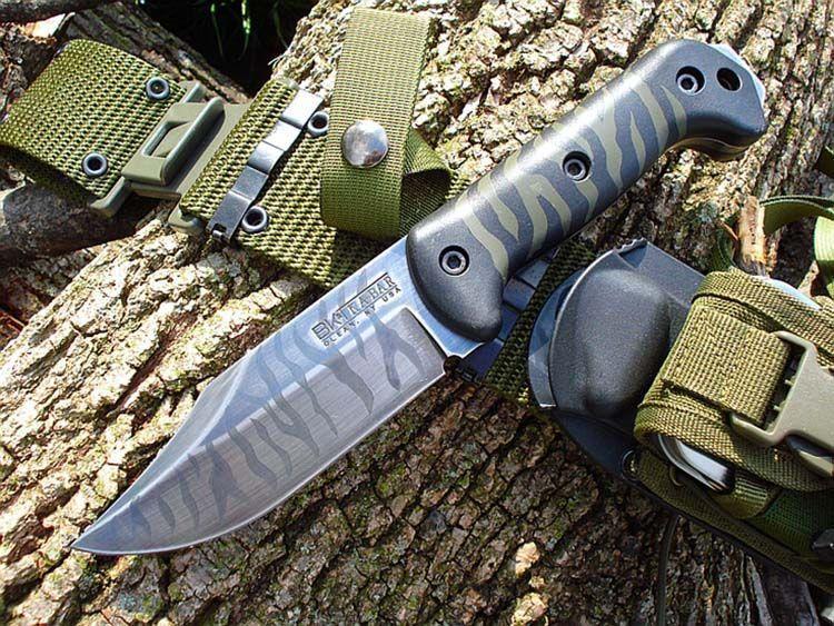 изготовления рукоятки фото мощных ножей для выживания получил