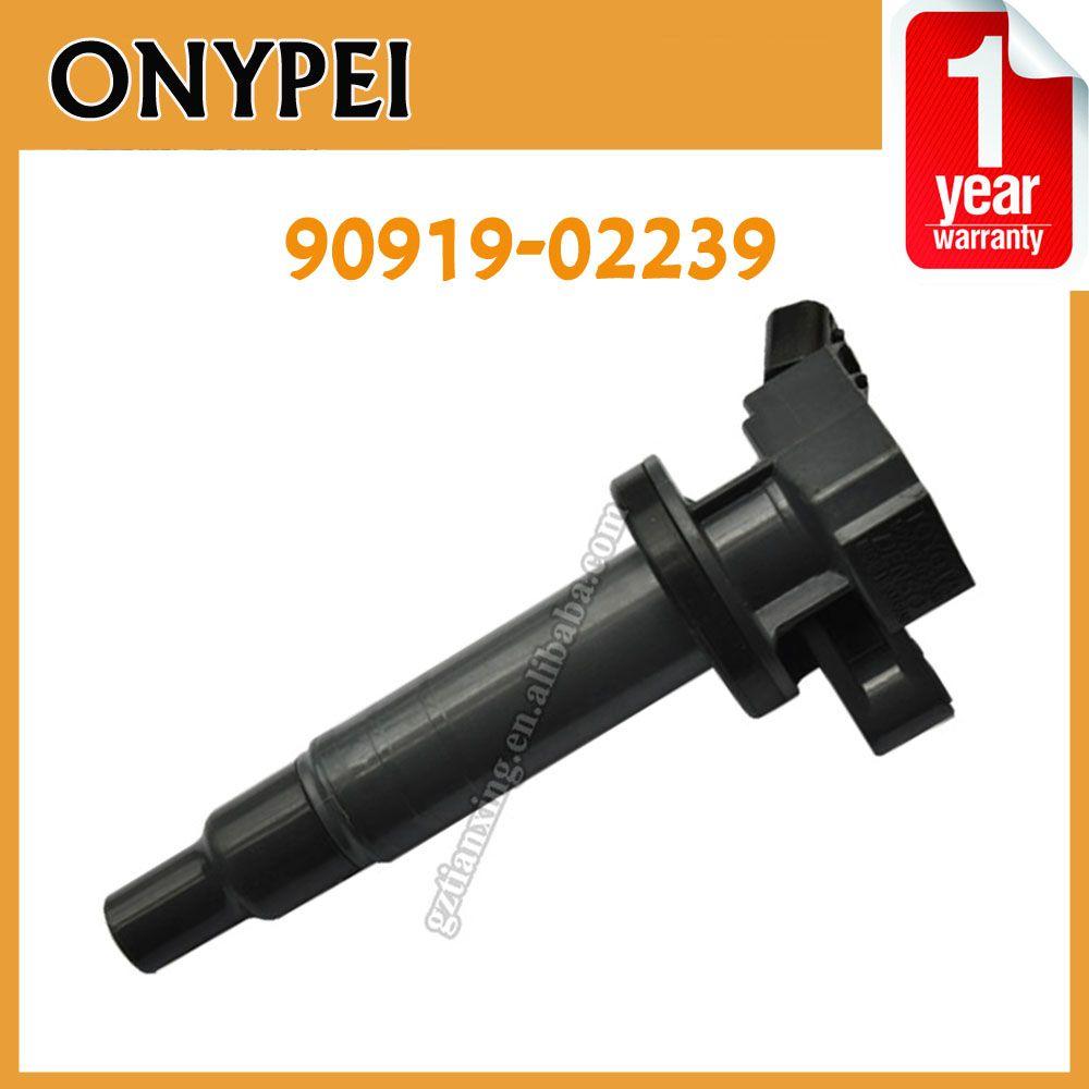 Ignition Coil for Toyota MR2 Spyder Corolla Celica Matrix 90919-02239