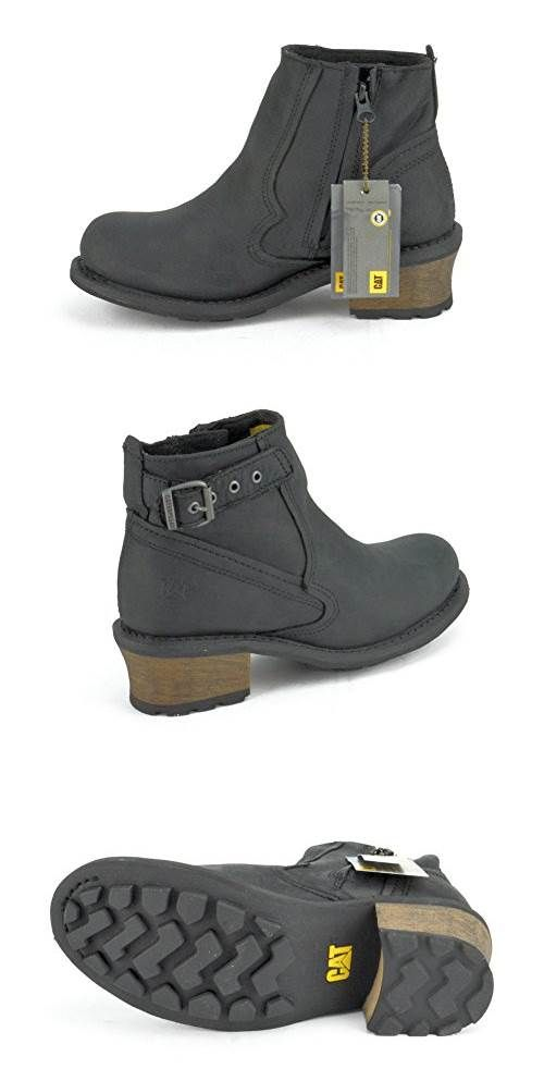 take a look cat by caterpillar womens wp leather ankle