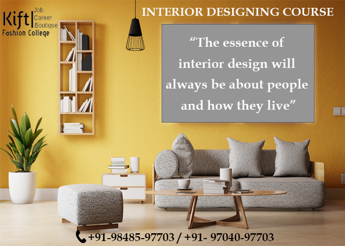 Enrol In The Best Interiordesigning Training Classes And Learn