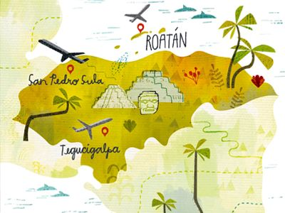 Airways Mag Roatan Honduras and Central america