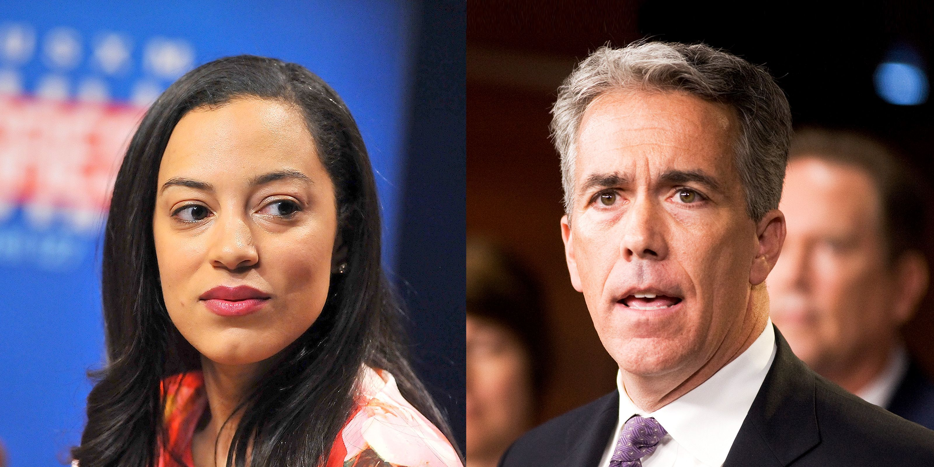 People Are Bowing Down to Angela Rye for Destroying 'Bigot' Joe Walsh After He Said 'Obama Was Held to Lower Standard Cuz He Was Black'