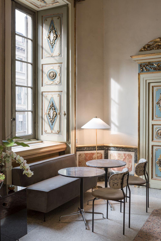 GUBI // Palazzo Serbelloni - Milan Design Week 2018 | 3M // italia ...