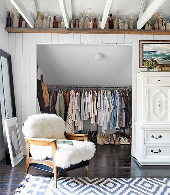 Closet In Bedroom Decor Property the 18 most beautiful attics you'll ever see | attic, attic closet