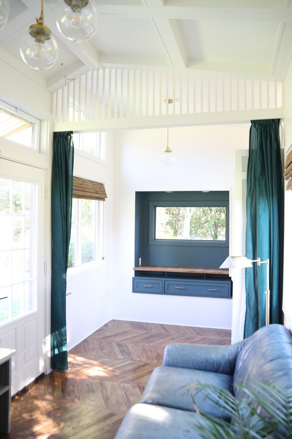 the pacific harmony a stylish luxe tiny home from