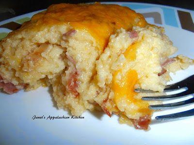 Yummy Recipe: Southern Grits Casserole Recipe
