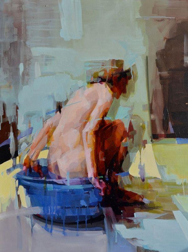 Paintings by Melinda Matyas