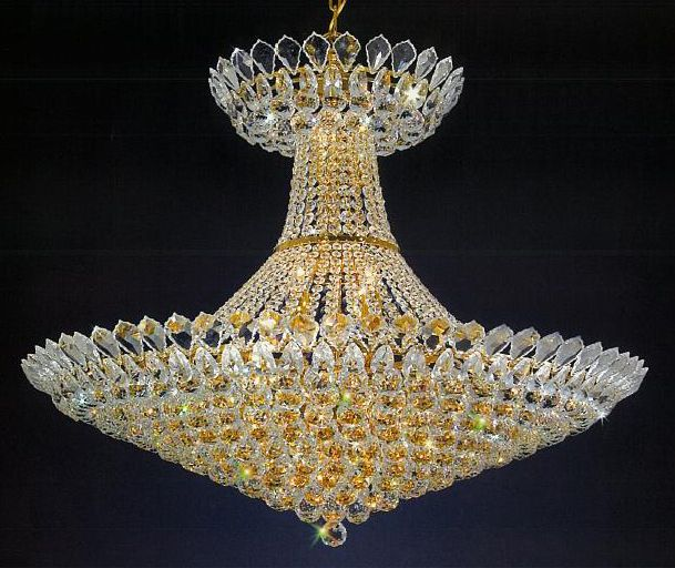 French Crystal Chandelier From Exquisite Chandeliers