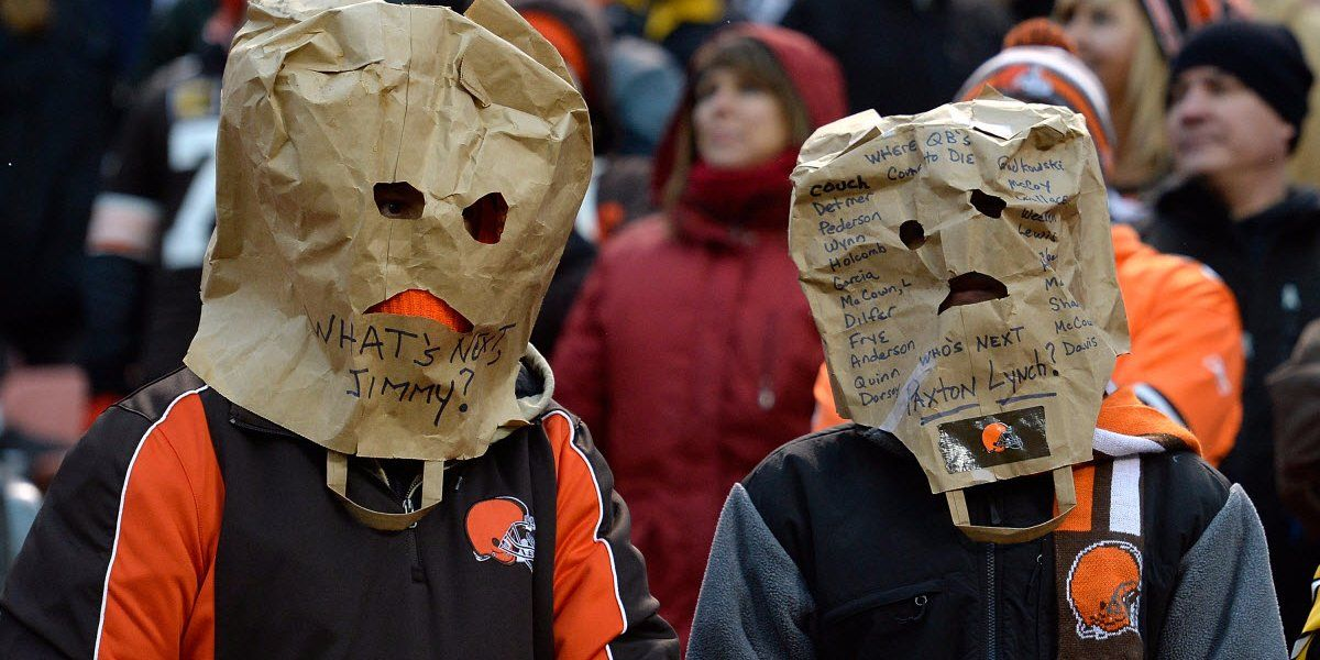 One mindboggling stat helps explain why the Browns have