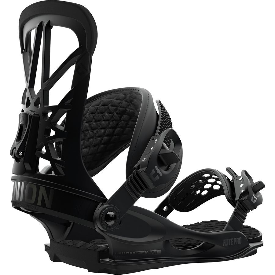 Union - Flite Pro Snowboard Binding - Black