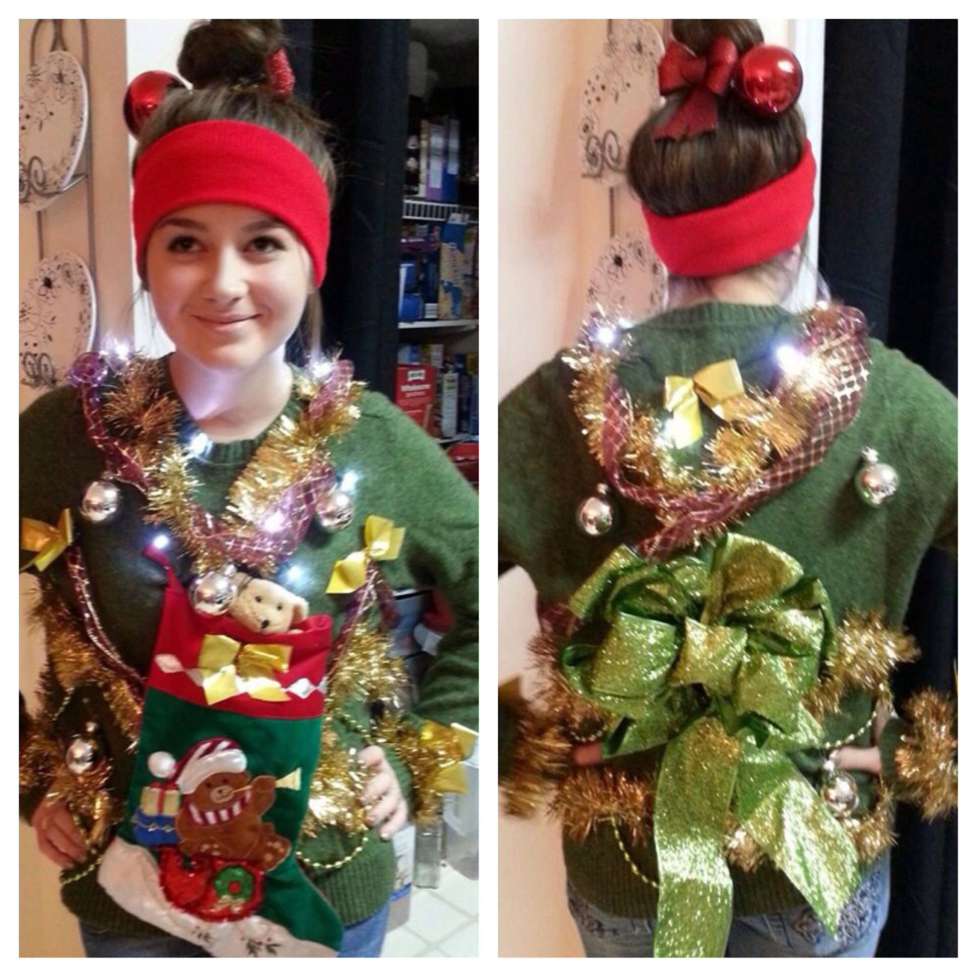 Very ugly christmas sweaters