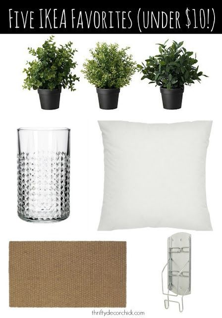 Five IKEA Favorites (for Under $10) (Thrifty Decor Chick ...