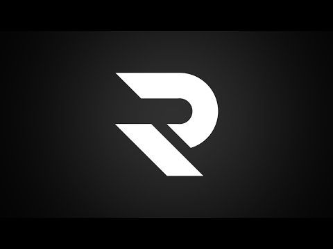 How To Design A Custom Font Letter R Youtube Logos