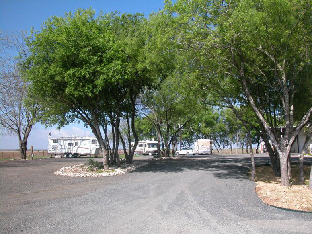 Quiet Texas RV Park