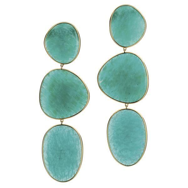 Gorgeous earring by brazilian jewelry designer Antonio Bernardo