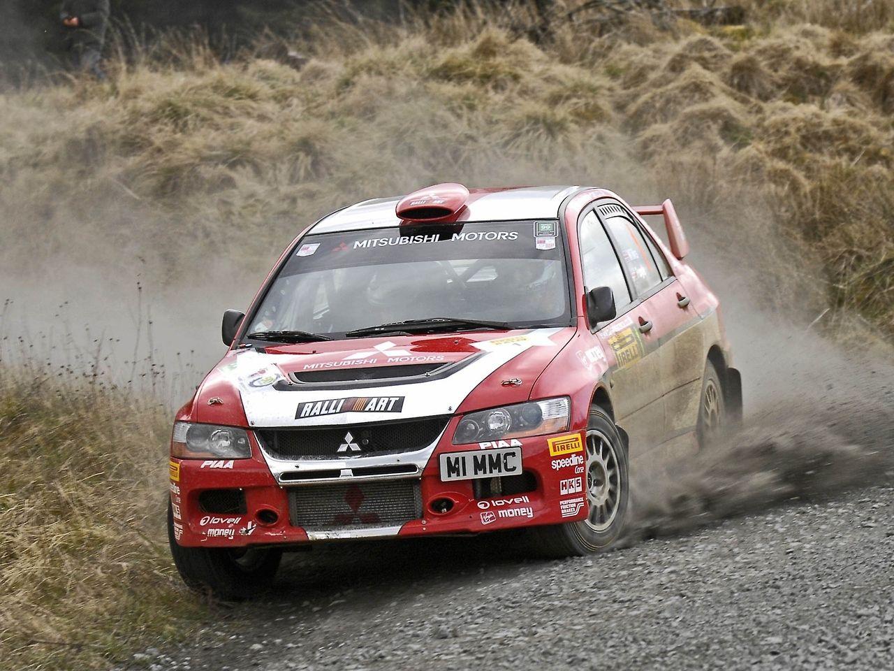 Mitsubishi Evo Rally Car Auto Mitsubishi Pinterest Auta A