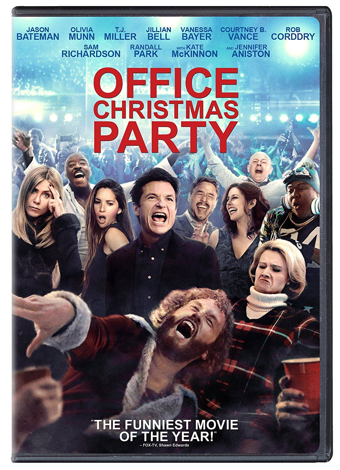 Amazon.com: Office Christmas Party [DVD]: Jason Bateman, T.J. Miller ...