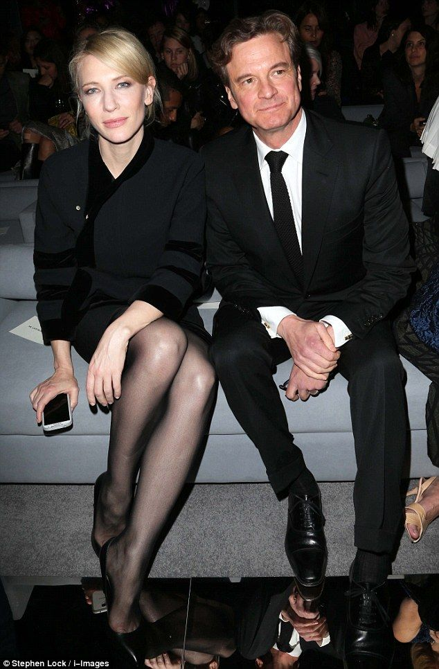 Cate Blanchett Is Elegance Incarnate At Tom Ford Lfw Show -5782