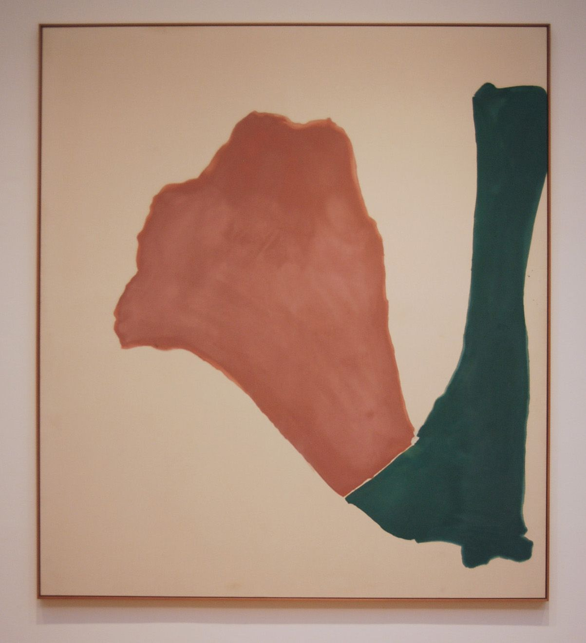 Helen Frankenthaler Em Hurricane Flag Em 1969 This Painting Is Being Donated By The Corcoran To The Kreeger Museum Courtesy Of T Art Art World Painting