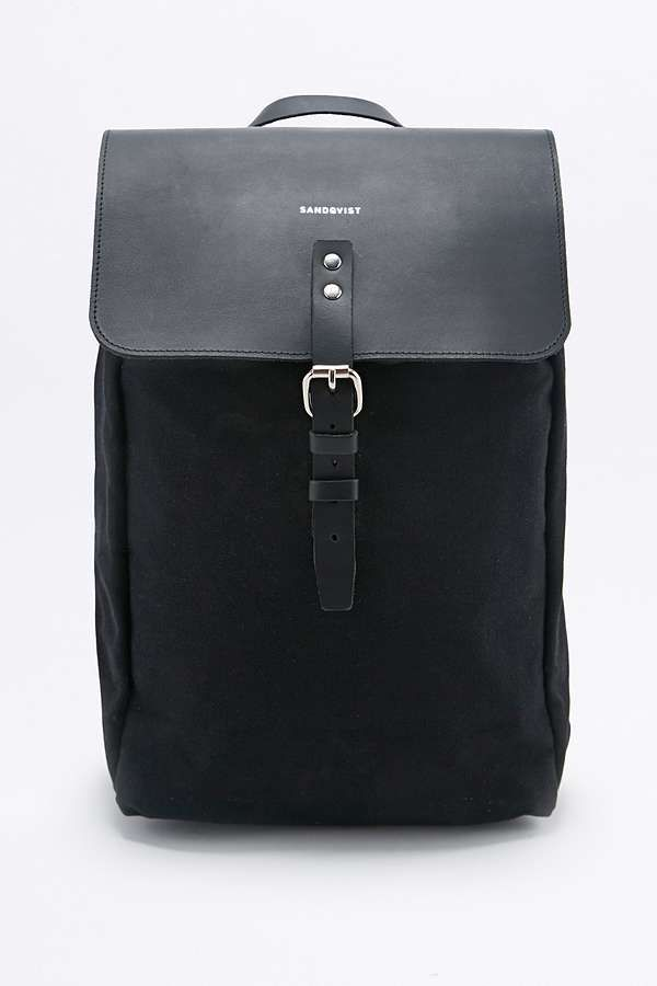plus gros rabais techniques modernes répliques Sandqvist - Sac à dos Alva noir | Bags | Black backpack ...