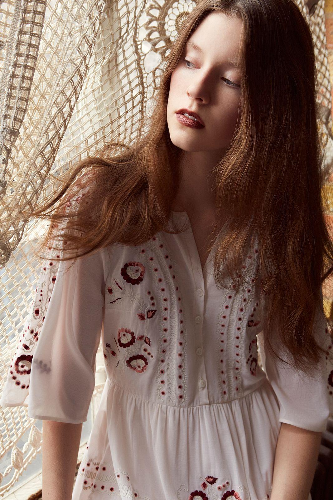 Anastasia Sergeyeva vilshenko spring/summer 2018 resort | 2018 | pinterest