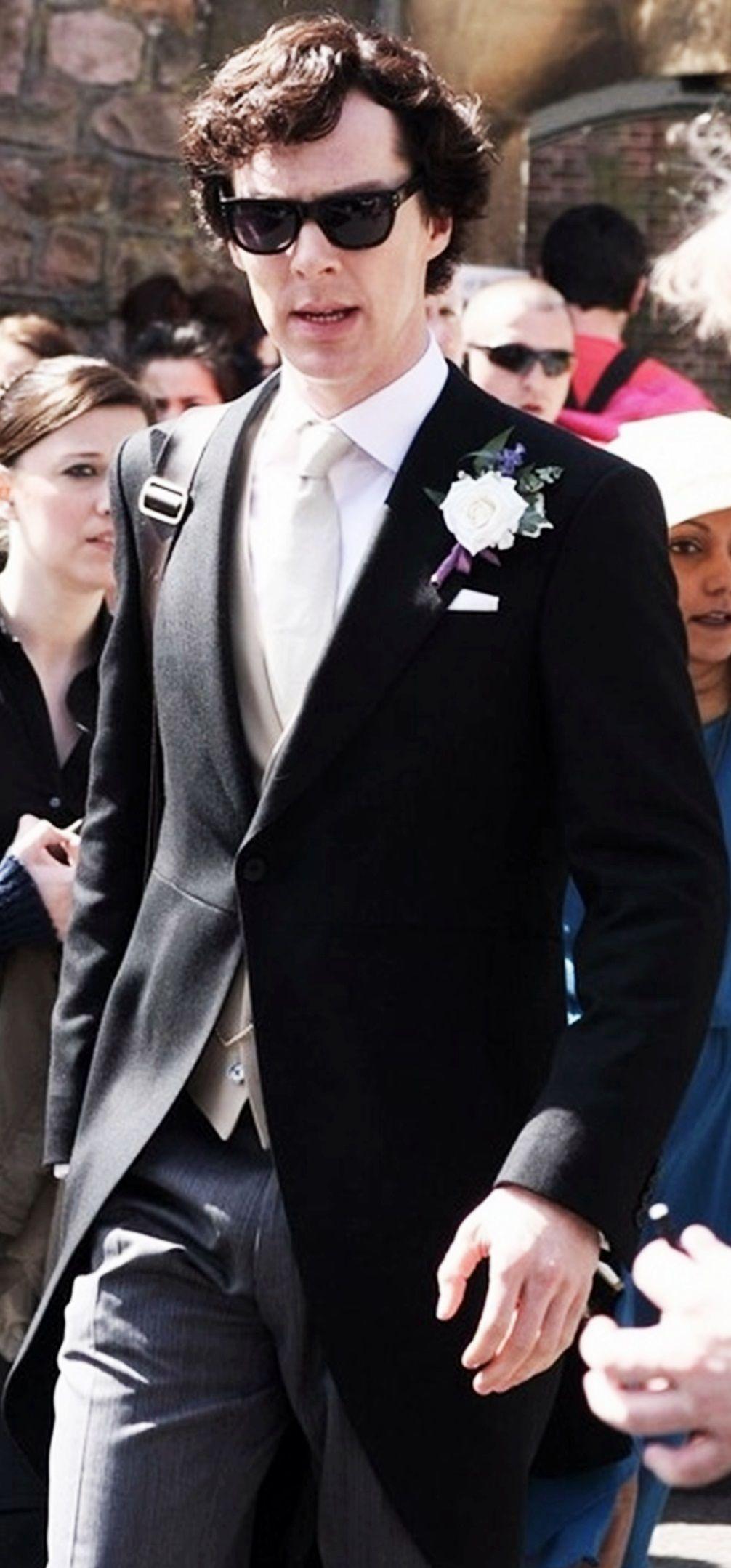 Benedict Cumberbatch...oh my Sherlock, yes