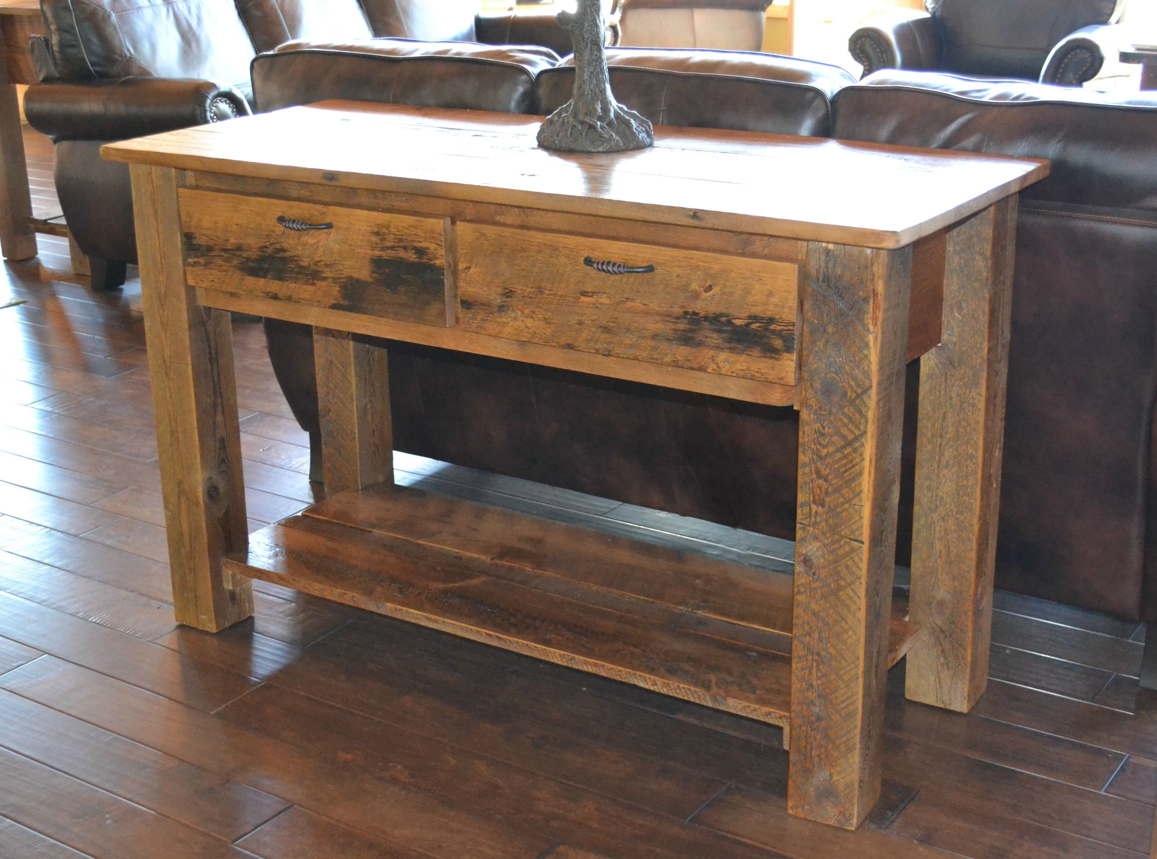 Reclaimed Barn Wood | Reclaimed Barn Wood Furniture | Rustic ...